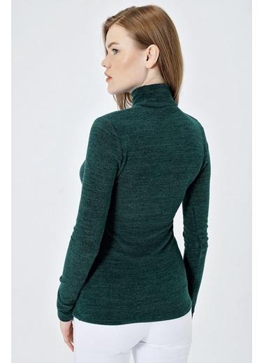 Jument Bluz Yeşil